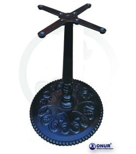 MS-140 Dekoratif Döküm masa ayak